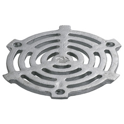 Galv Flat Grate HD (for Clamp Ring) for Roof/ Floor Body