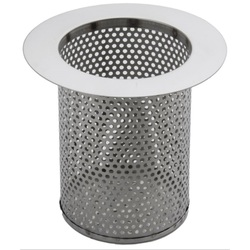 Stainless Steel Secondary Strainer Basket 150 Nom