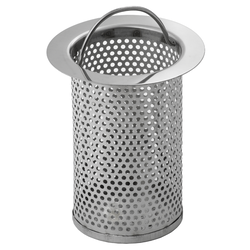Stainless Steel Strainer Basket 100 Nom