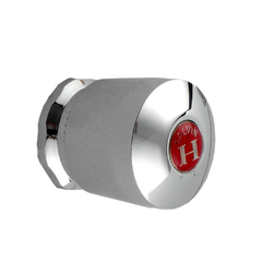 Ezy-Push Chrome Plated Brass Push Button Pillar/Bib SBA - Hot