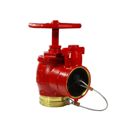 Red Emperor Fire Valve 65 BIC w/ Top B/Fly Cap [WA] Painted- R/Groove Inlet w/ Nylon Plug