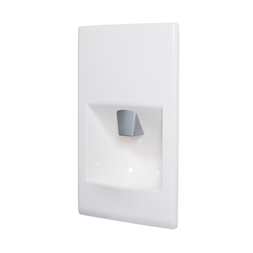 Wallgate Auto Handwash Dryer with Compact Solid Surface Fascia & Bowl Less Instant Water Heater